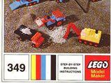 349 Mini-Wheel Construction Set
