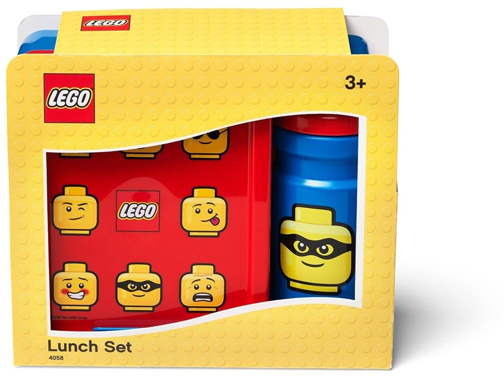 5005892 Minifigure Lunch Set