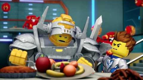 LEGO® NEXO KNIGHTS™ - Sir AXL l'eterno affamato - Episodio 5 - Italiano - 2016