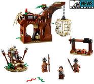 Legopirates cannibal escape