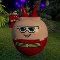 Plastic Man ballon sauteur-Batman 3