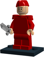 Red Soldier 2 (RL)