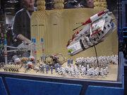 Star Wars Celebration II - Lego Geonosis battle.jpg