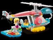 41692 L'hélicoptère de sauvetage de la clinique vétérinaire 10