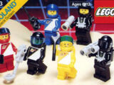 6703 Space Minifigures
