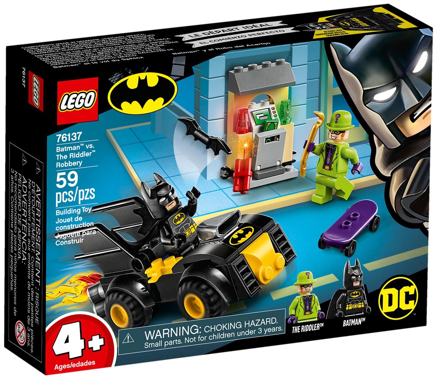 76137 Batman vs. the Riddler Robbery
