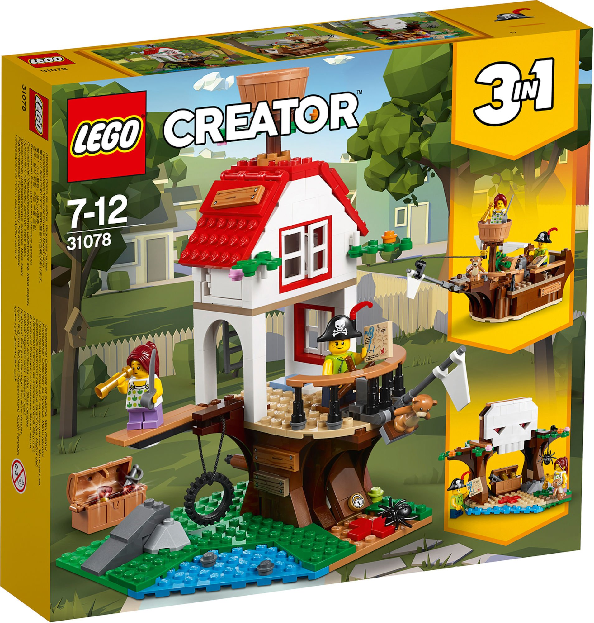 31078 Tree House Treasures