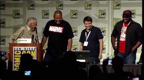 LEGO MARVEL SUPER HEROES San Diego Comic-Con 2013 Panel