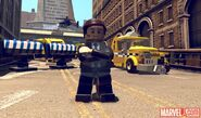 LEGO Marvel Super Heroes Agent Coulson 1