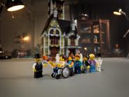 10273 La maison hantée de la fête foraine 11