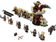 79012 L'armée des Elfes de Mirkwood