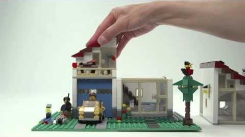 LEGO Creator - Family house