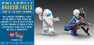 The LEGO Movie Yeti