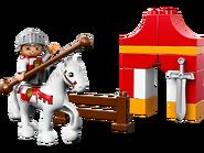 10568 Le combat du chevalier