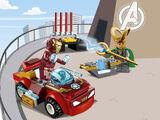 10721 Iron Man contre Loki