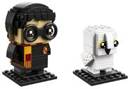 41615 Harry Potter & Hedwig