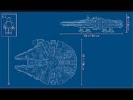 75192 Millennium Falcon 21