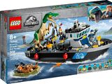 76942 Baryonyx Dinosaur Boat Escape