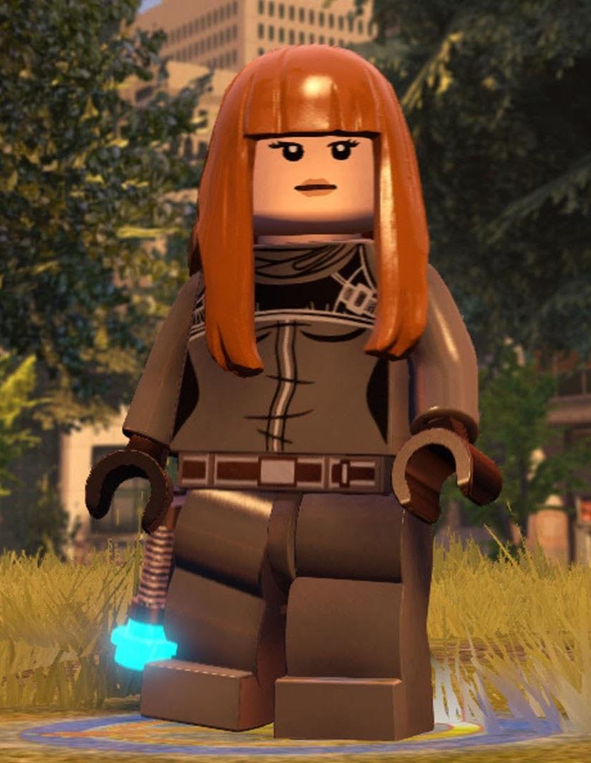 Agent Daisy Johnson