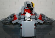Brickmaster Star Wars - TFAT-A