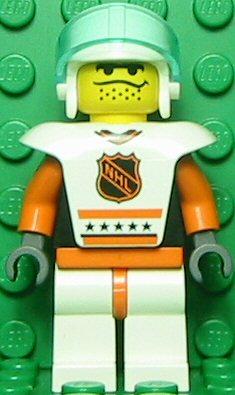 Hockey Player 8
