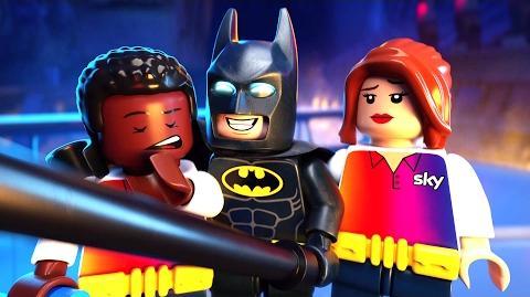 THE LEGO BATMAN MOVIE Promo Clip - Bat Fans (2017) Animated Comedy Movie HD