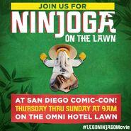 Vignette Ninjago Movie 1