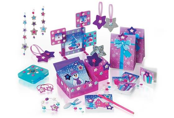10135 CLIKITS Holiday Decoration Kit