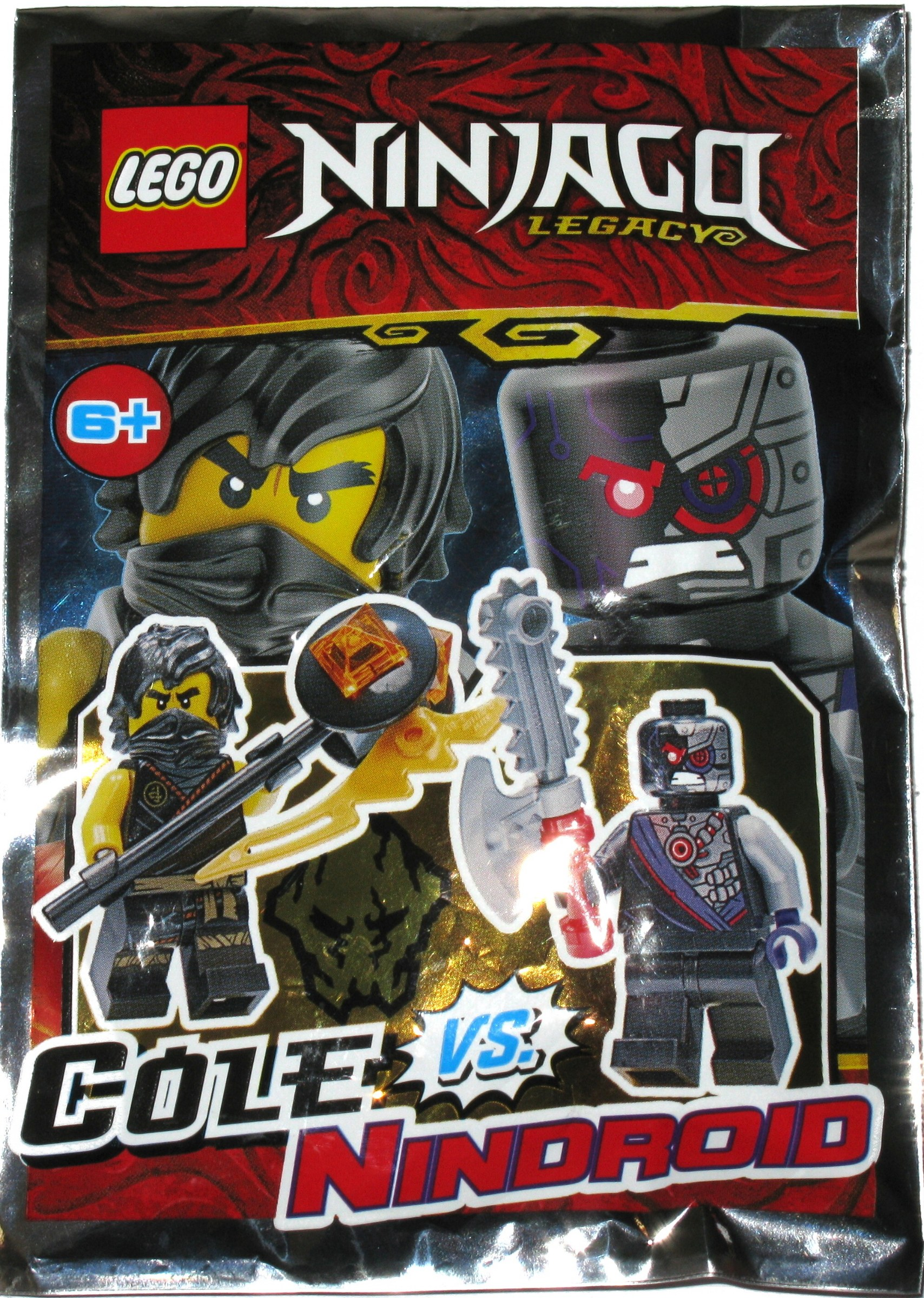 112005 Cole vs. Nindroid