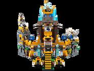 70010 Le temple de la tribu Lion 5