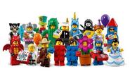 71021 Minifigures Série 18 - La fête