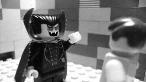 A Lego Halloween - Monster Mash (Bobby