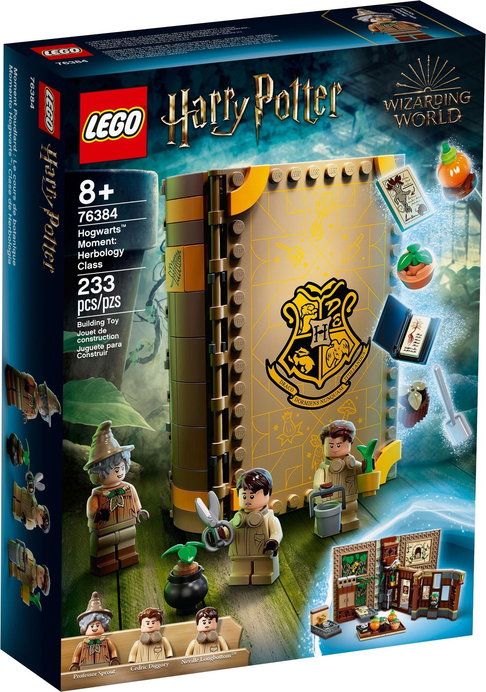 76384 Hogwarts Moment: Herbology Class