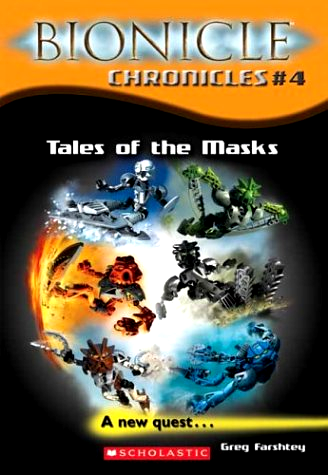 B706 BIONICLE Chronicles 4: Tales of the Masks