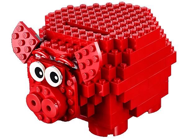 40155 Tirelire-cochon