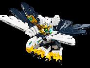 70124 L'aigle légendaire