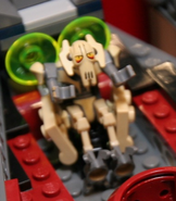 9515 Malevolence, General in Chair