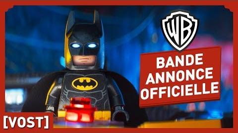 LEGO BATMAN, LE FILM - Bande Annonce Officielle 5 (VOST)
