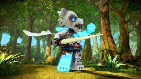 LEGO CHIMA Character SirFangar