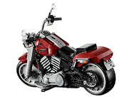 10269 Harley-Davidson Fat Boy 4