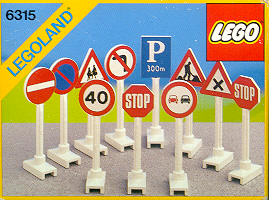 6315 Road Signs