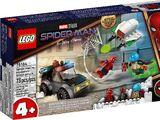 76184 Spider-Man vs. Mysterio's Drone Attack