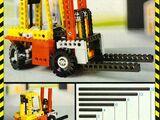 8843 Fork-Lift Truck