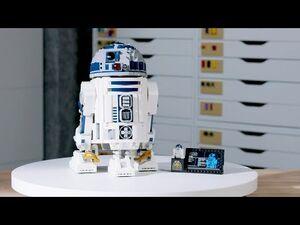 LEGO Star Wars R2-D2 - LEGO Designer Video 75308