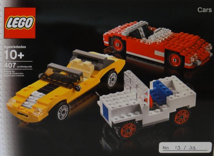 LIT2010 Cars