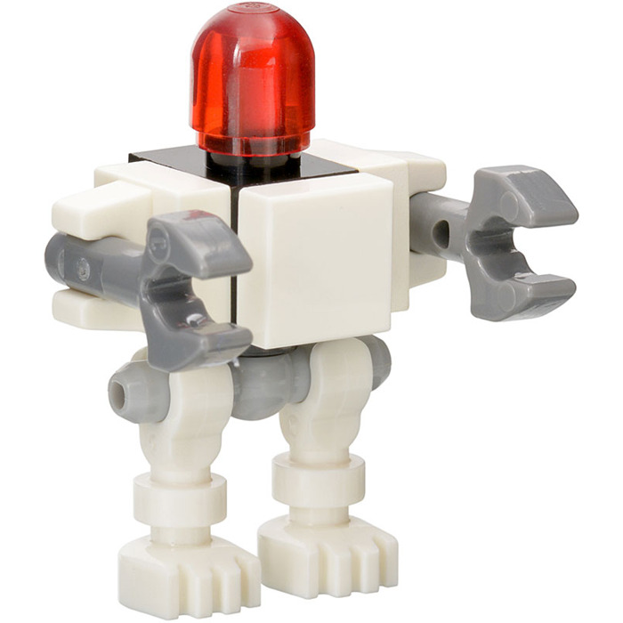 Space Police Robot