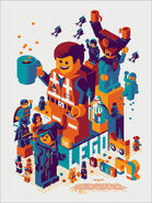 The LEGO Movie Tom Whalen