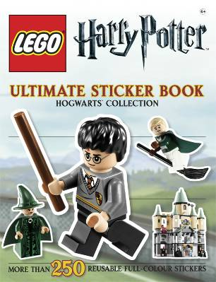 LEGO Harry Potter: Welcome to Hogwarts Ultimate Sticker Book