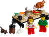 40056 Le festin de Thanksgiving