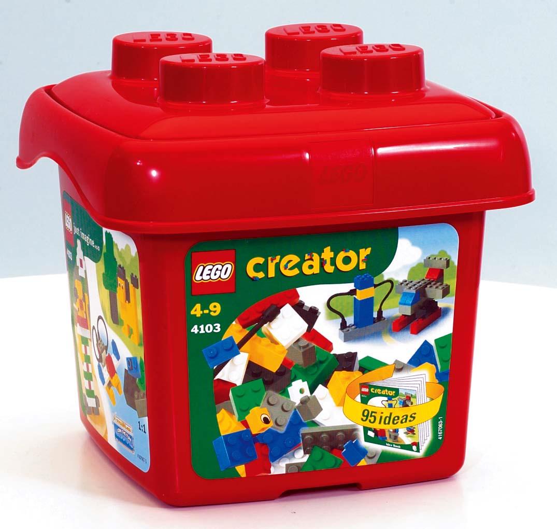 4103 Creator Bucket